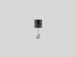 Cal Lighting Tapron Metal Accent Lamp
