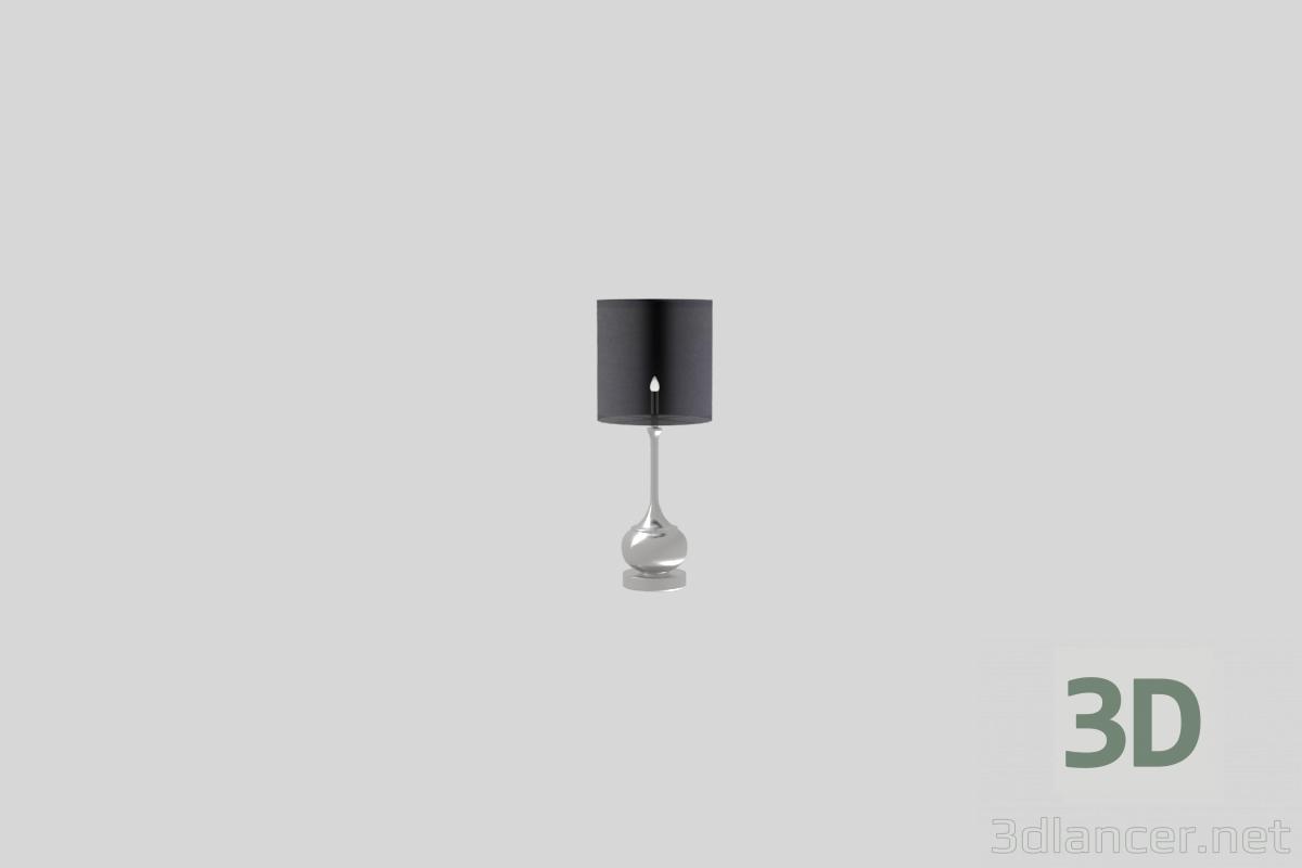 3d Cal Lighting Tapron Metal Accent Lamp model buy - render