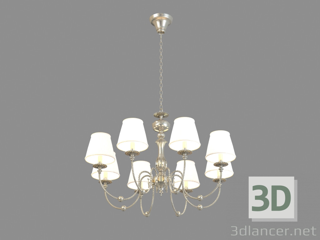 3d model chandelier a2044lm 8go manufacturer arte lamp id 20192 3d modeling chandelier a2044lm 8go model free download aloadofball Image collections