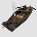 3d Boat2 model buy - render