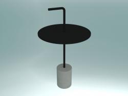 Table basse avec manche JEY T41 (ronde)