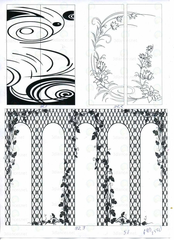 Descarga gratuita de textura Figuras en los espejos - imagen