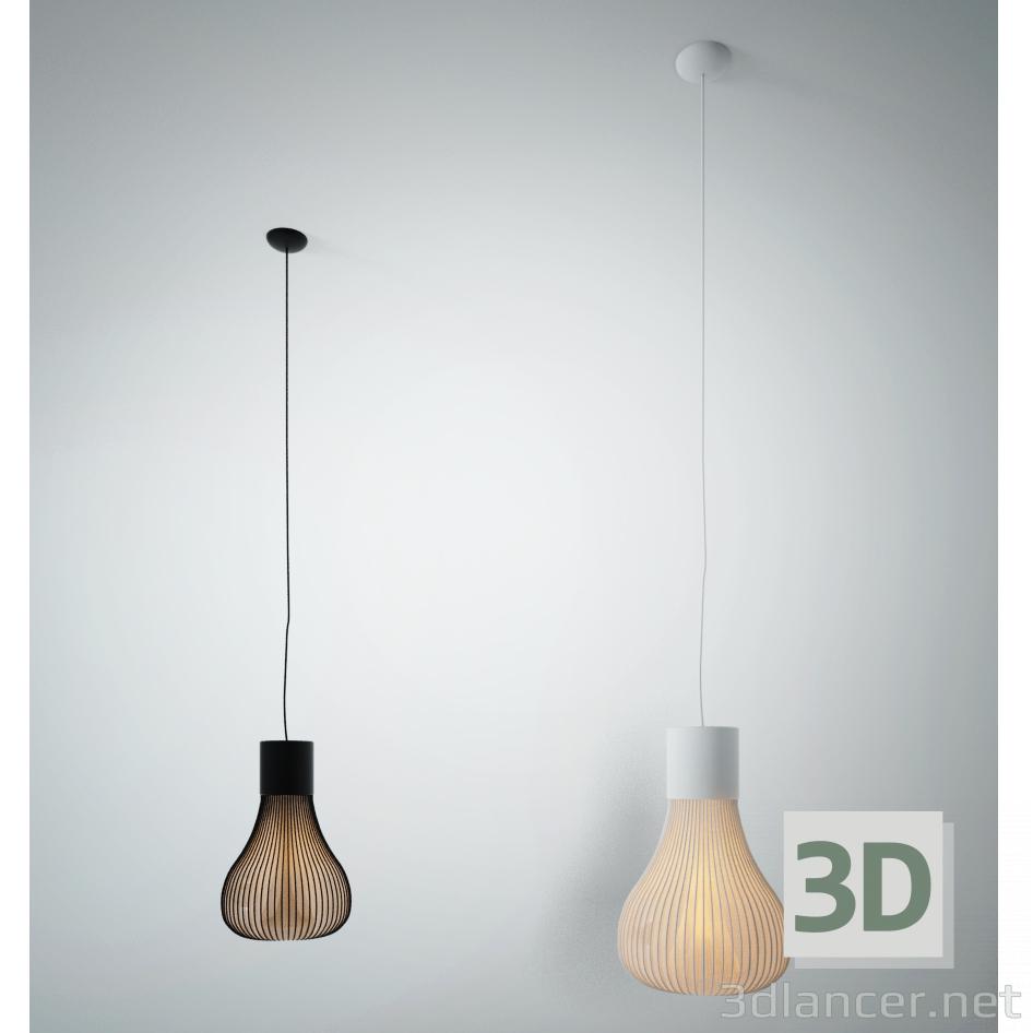 3d model Light - preview