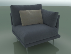 Alfinosa armrest module (1000 x 1000 x 730, 100AL-100-AR / S)