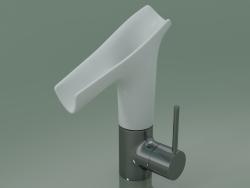 Basin faucet with glass spout (12113330)