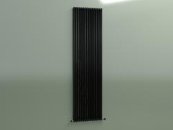 Radiatore verticale ARPA 2 (2020 16EL, nero)