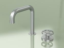 Hydro-progressive mixer, swivel spout (20 31, AS)