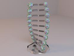 DNA-Statuette