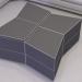 3d model Stol Magenta. - preview