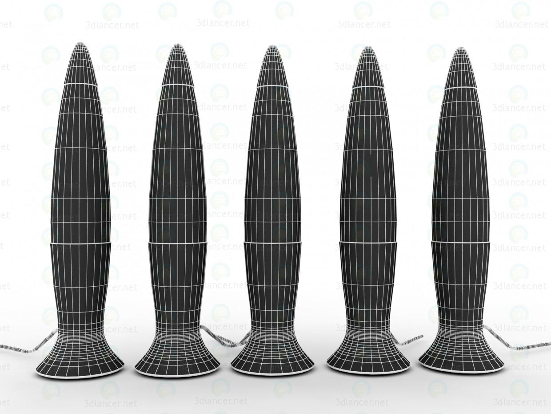 """3d Світильники """"Старт"""", модель """"Лава"""" модель купити - зображення"""