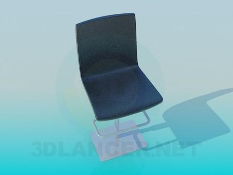 3d modeling Сhair model free download