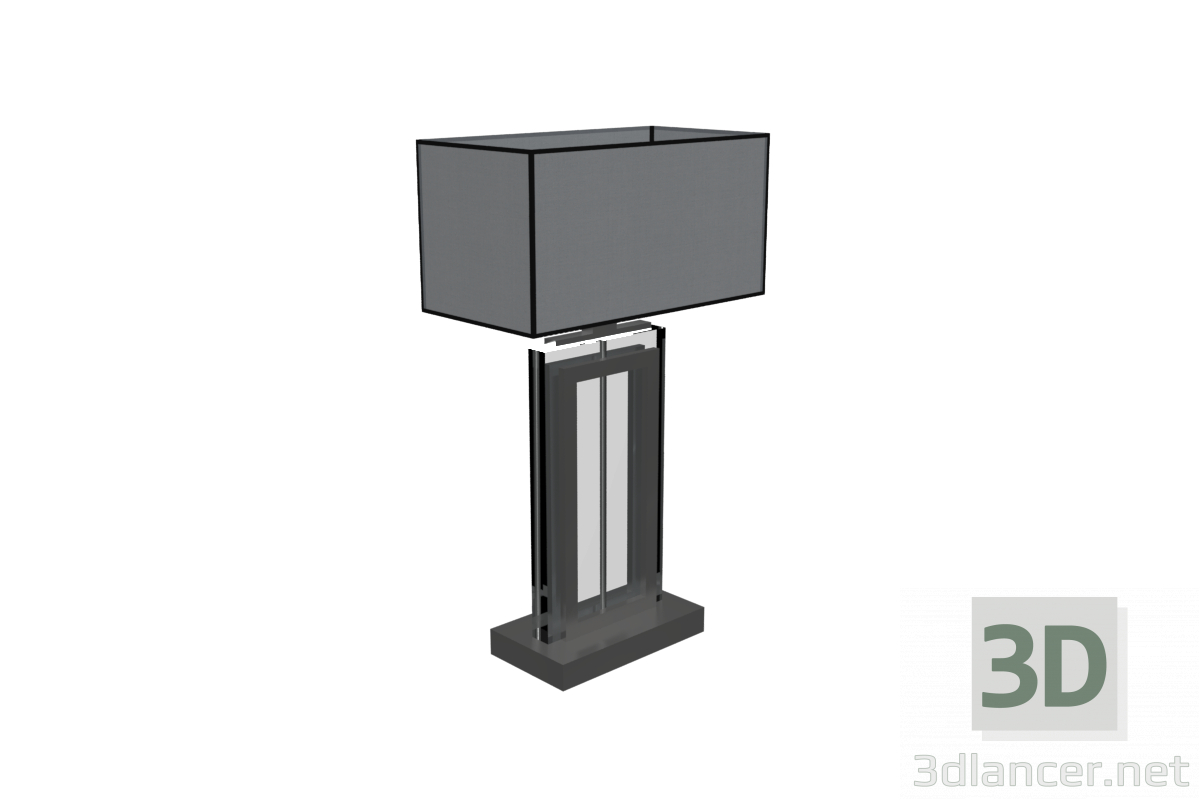 3d model Table lamp Eichholtz Arlington - preview