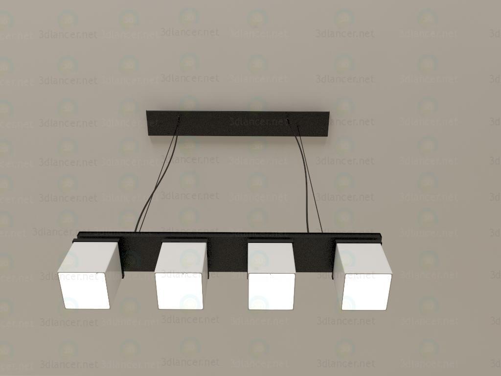 3d modeling hanging lamp model free download