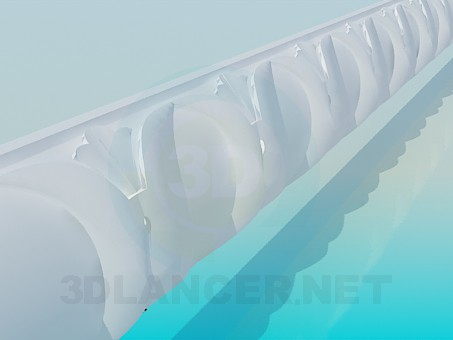 3d model Ceiling Frames - preview