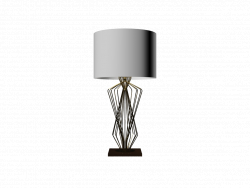 Officina Luce lampe de table SABA