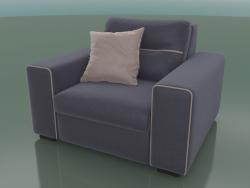 Armchair Sky with a folding mechanism for sleeping (1250 x 1100 x 890, 125SK-110-AB)