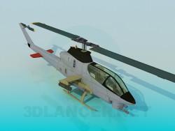 Helicóptero de combate AH 12