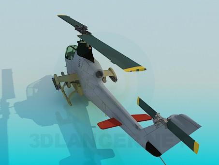 modelo 3D AH 12 - escuchar