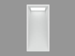 दीपक MEGABLINKER (S6020W) दीवार में एम्बेडेड