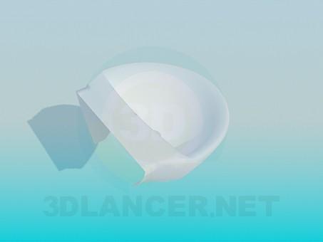 modelo 3D Sumidero estándar - escuchar