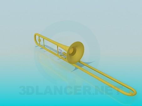 3d model Trambon - preview