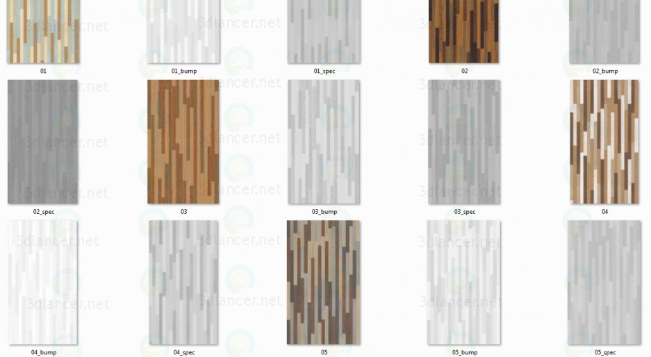 Modern Luxury parquet_3ds. download texture - thumbs
