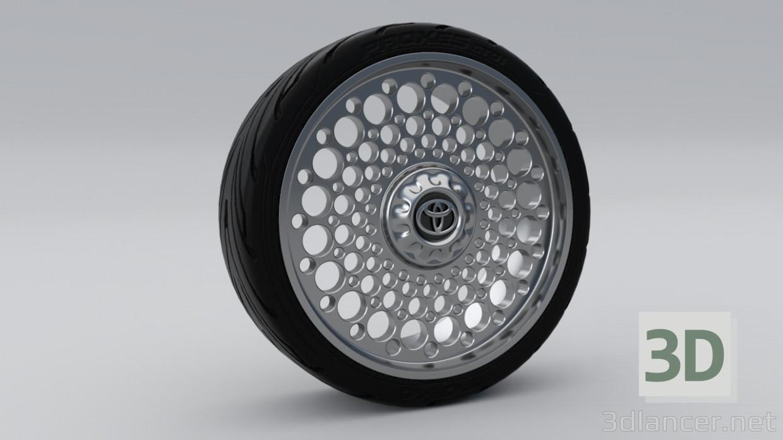 3 डी मॉडल ड्राइव कार - पूर्वावलोकन