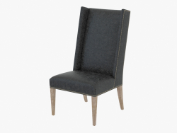 cadeira de jantar CADEIRA DE COURO BERTRIX (8826.1200)