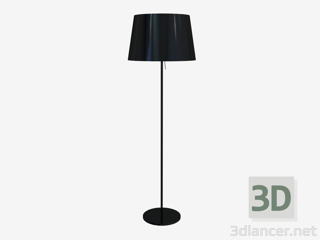 3d Model Kulla Floor Lamp Free 3d Models For 3d Editors Max 2012