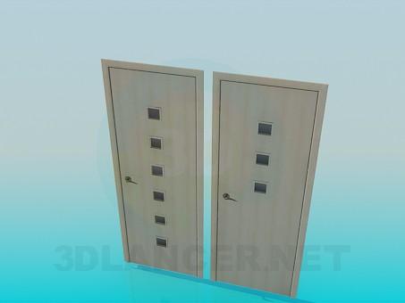 3d model Doors - preview