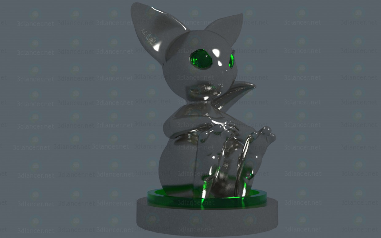 Pawn (chess piece) paid 3d model by Mancinella preview