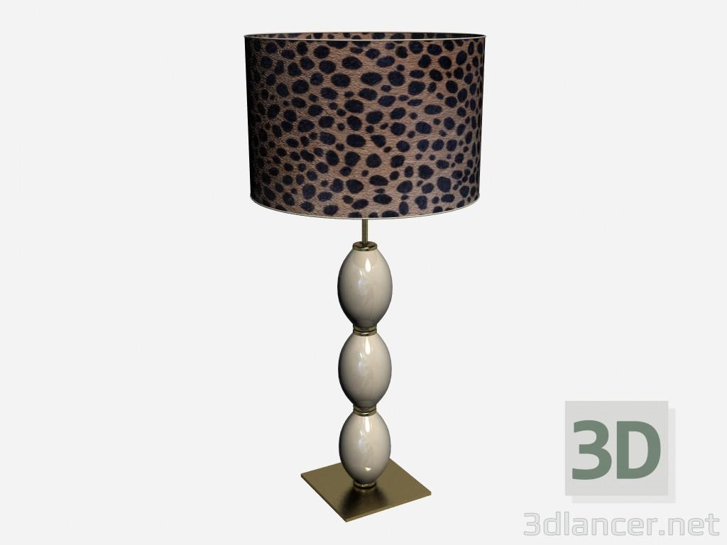 3d model Table lamp Art Deco - preview