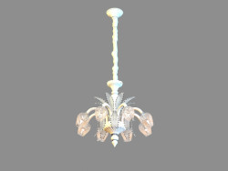 Chandelier A9130LM-8WH