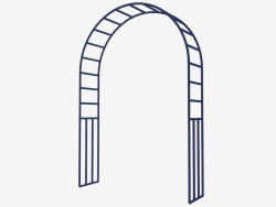 Metal arch (9011)