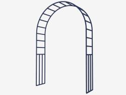 Arco metallico (9011)