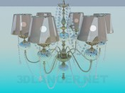 Celebrity classic style chandelier