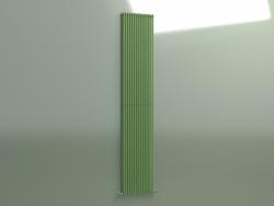 Radiatore verticale ARPA 2 (2520 14EL, verde salvia)