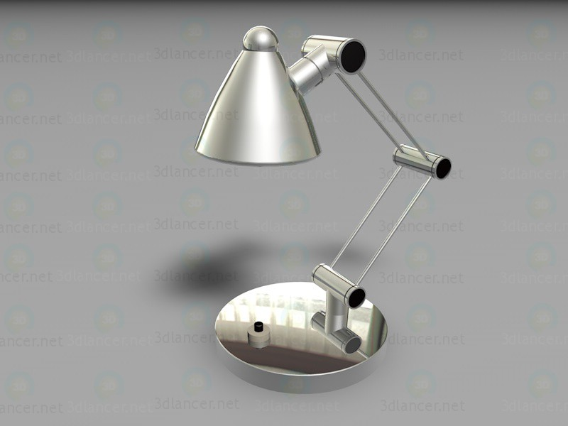 3d model Table lamp - preview