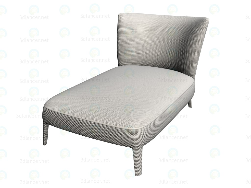 3d model Daybed 2807 - preview
