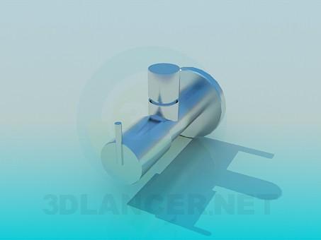modelo 3D Grúa - escuchar