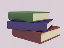 पुस्तकों के ढेर