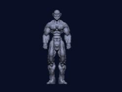 Body-builder