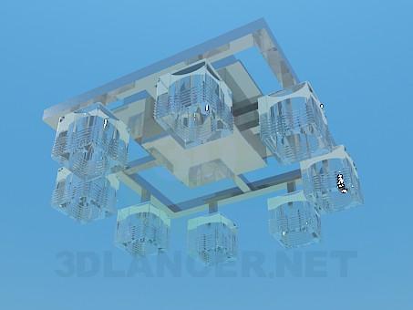 descarga gratuita de 3D modelado modelo La luminaria
