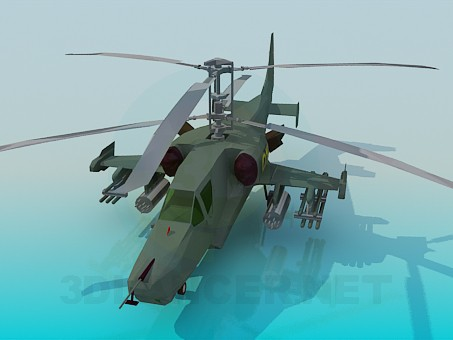 3d model HOKUM HELICOPTERS - preview