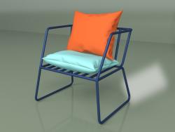 Armchair By Varya Schuka (blue)