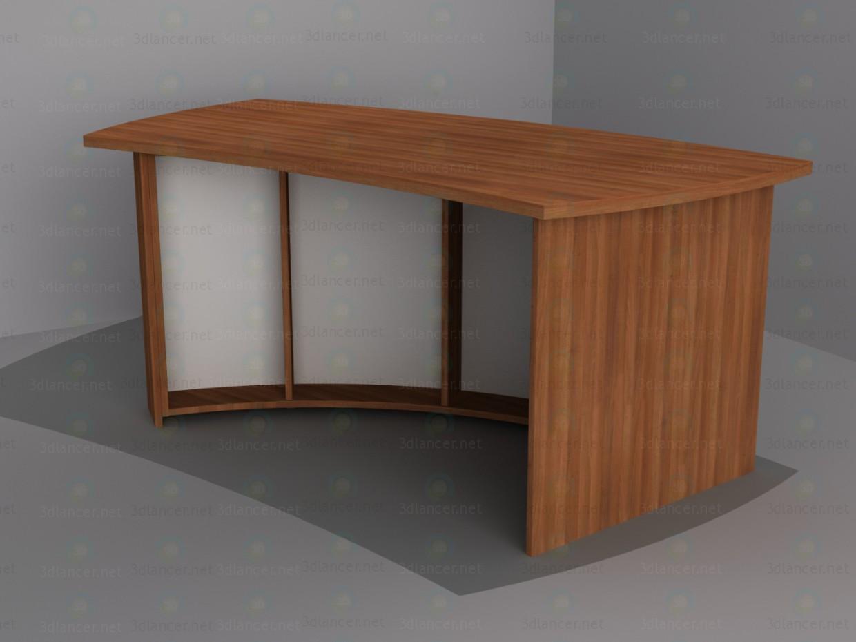 modelo 3D Mesa 1 - escuchar