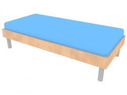 Bed NM701_25