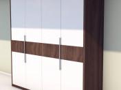 гардероб крило лінія