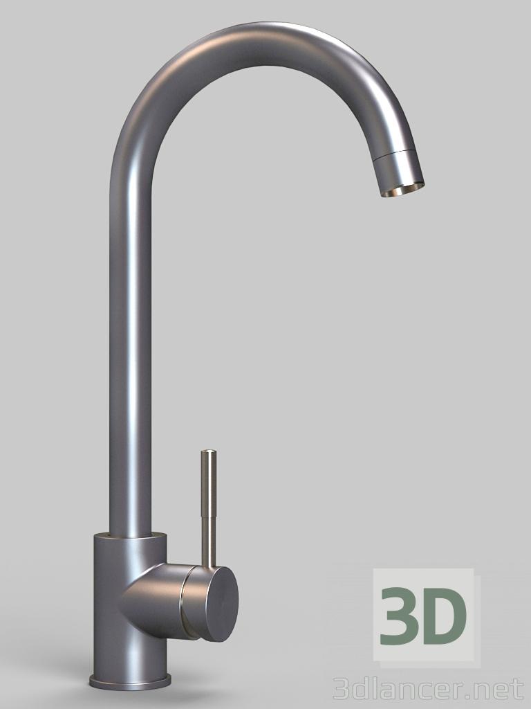 3 डी रसोई के नल इंपीरियल मॉडल खरीद - रेंडर