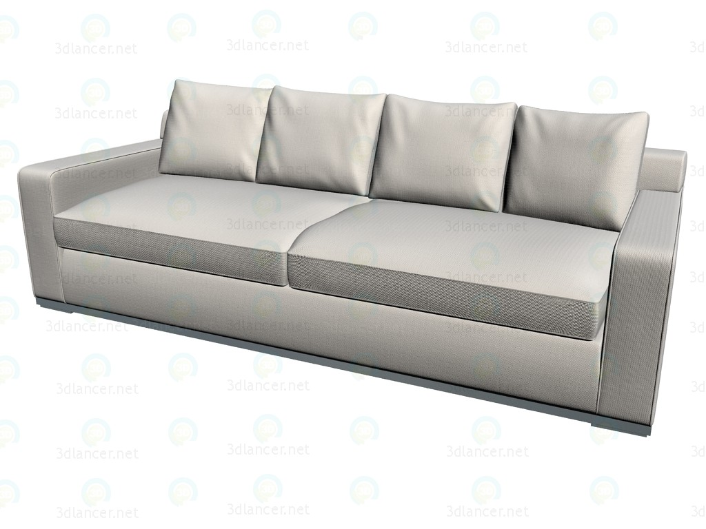 3d model Sofa 9860 - preview